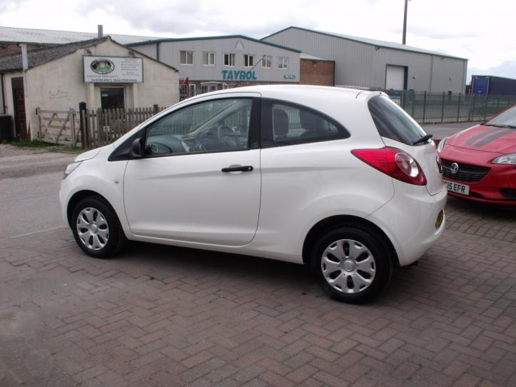 YS15 SDO - Ford KA Studio 3 door hatchback 1242cc