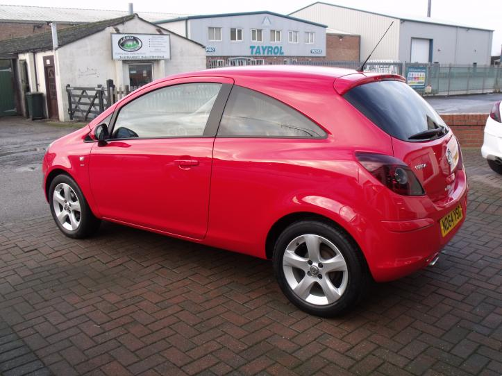 ND64 YSG - Vauxhall Corsa 1.2 SXI 3 Door Hatchback 1229cc