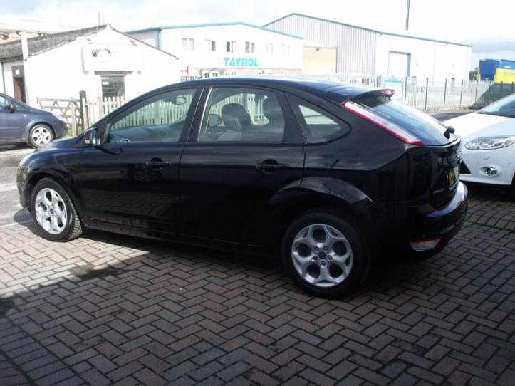 GL60XVW - Ford Focus1.6 Sport 5 door hatchback 1596cc