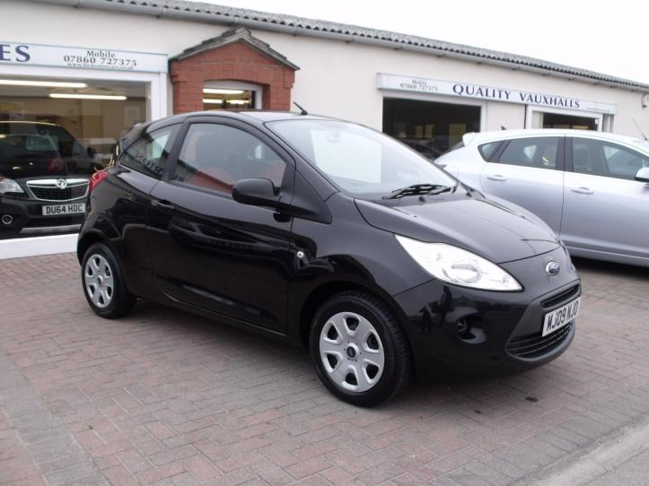 MJ09 NJO - Ford KA Style Plus 3 door hatchback 1242cc