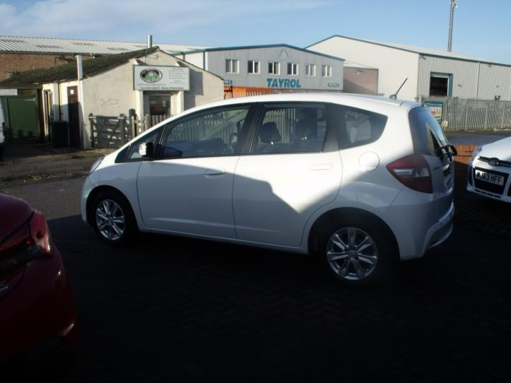 YN13XPH - Honda JAZZ 1.4 ES 5 door Automatic  1400cc