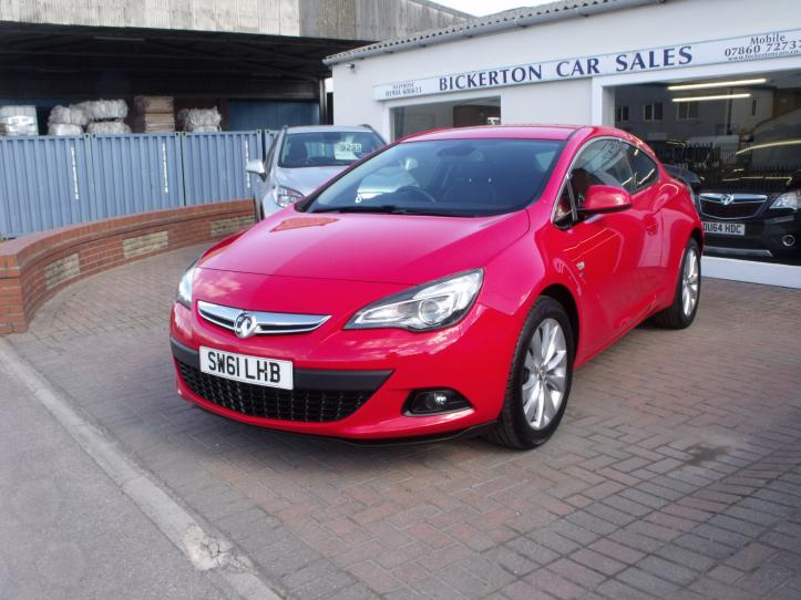 SW61 LHB - Vauxhall Astra SRI TURBO 1.6 3 door coupe 1600cc