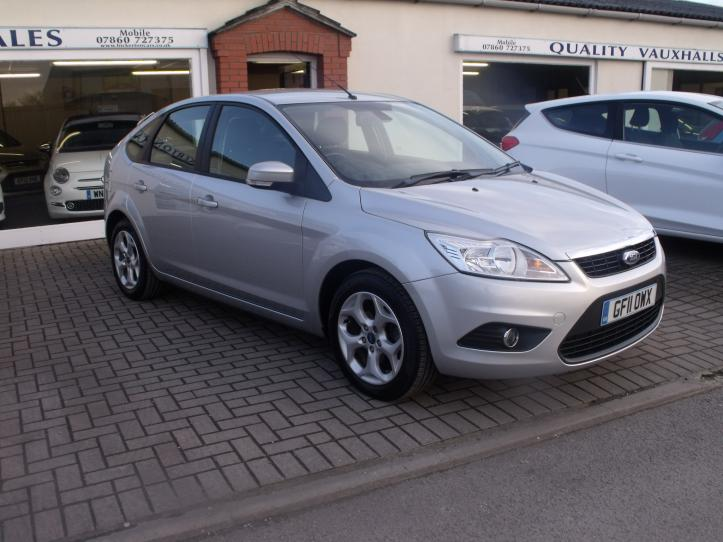 GF11OWX - Ford Focus 1.6 Sport 5 door hatchback 1596